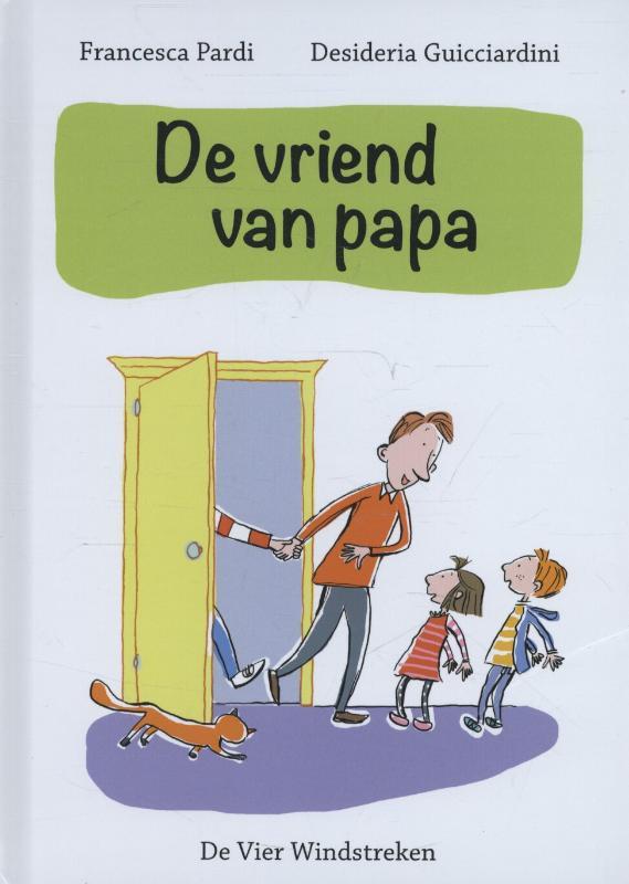 Cover De vriend van papa