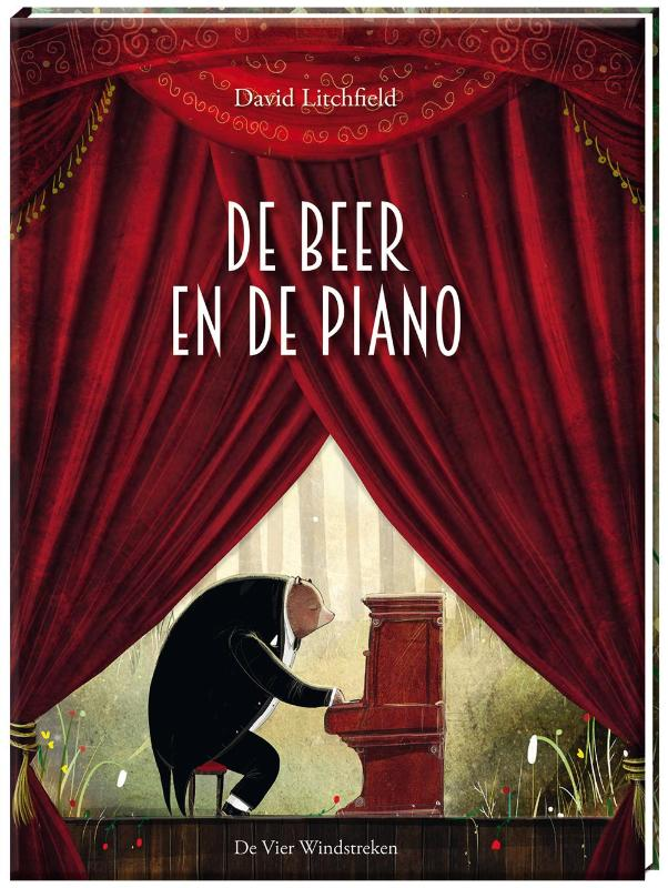 Cover De beer en de piano