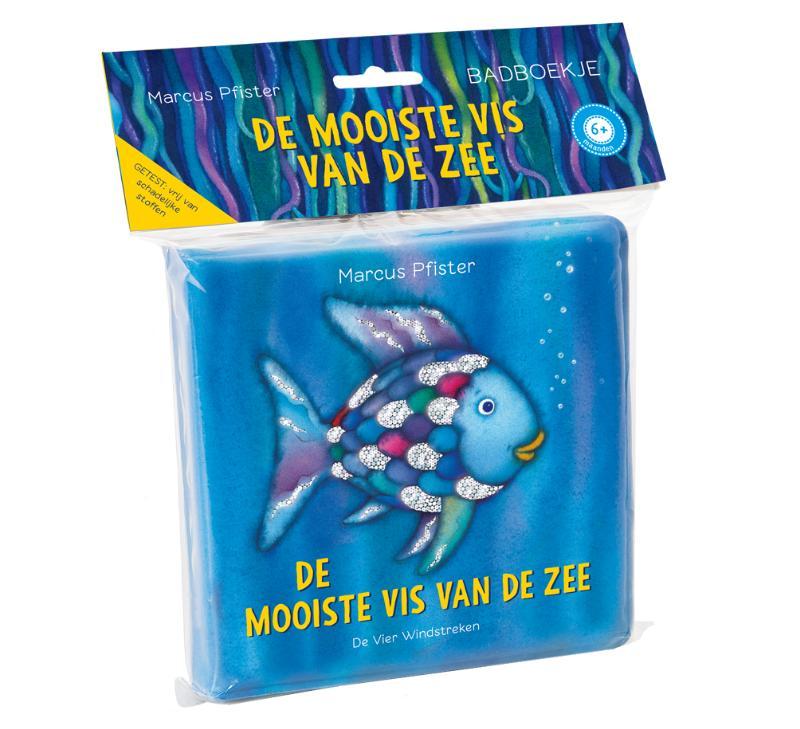 Cover De mooiste vis van de zee