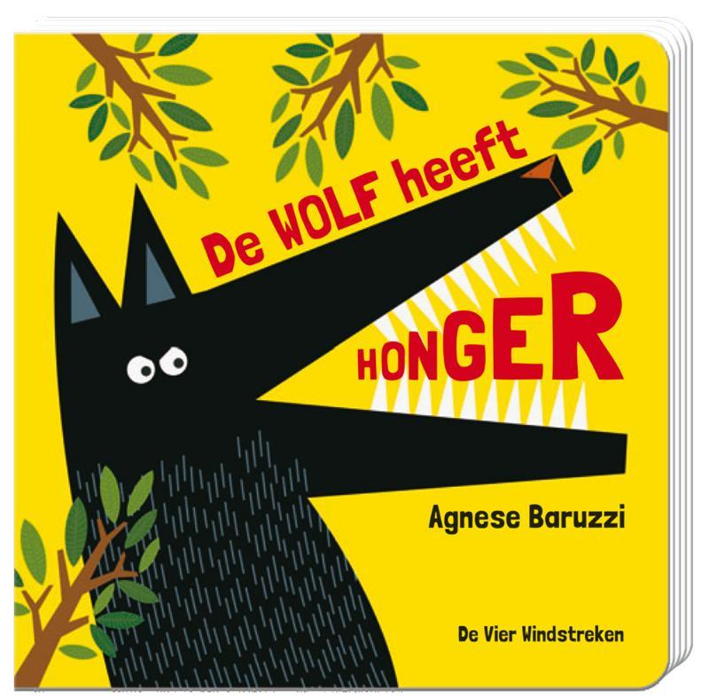 Boek: De wolf heeft honger - Geschreven door Agnese Baruzzi