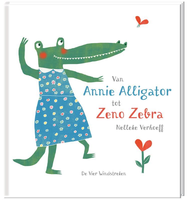 Cover Van Annie Alligator tot Zeno Zebra
