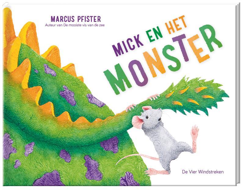 Cover Mick en het monster