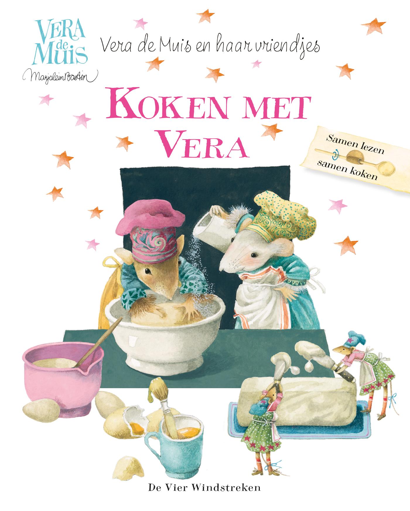 Cover Koken met Vera