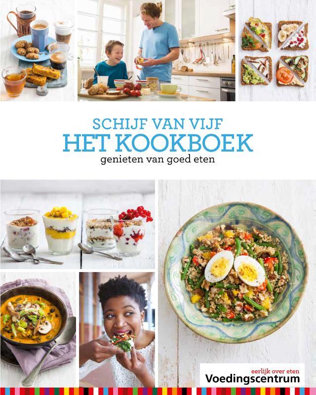 Cover Schijf van vijf het kookboek