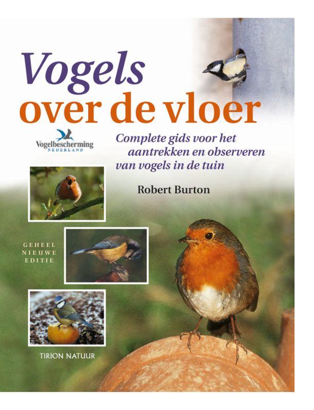 Cover Vogels over de vloer