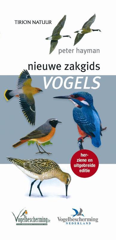 Cover Nieuwe Zakgids Vogels