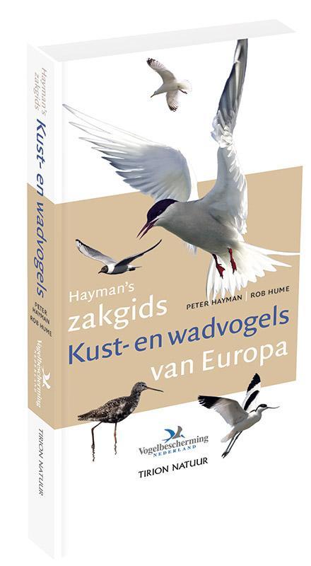 Cover Hayman's zakgids kust- en wadvogels van Europa