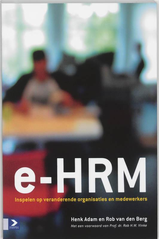 Cover e-HRM