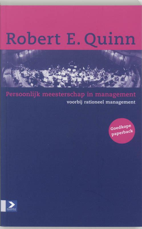 Cover Persoonlijk meesterschap in management