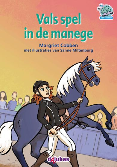 Cover Vals spel in de manege