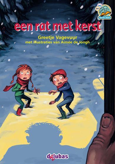 Cover Een rat met kerst