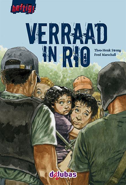 Cover Verraad in Rio