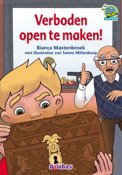 Cover Verboden open te maken!
