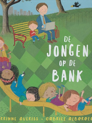 Cover De jongen op de bank