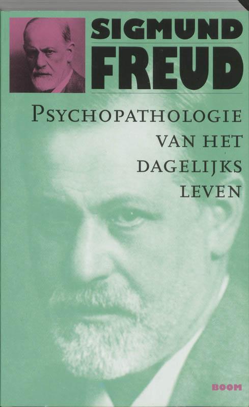 Cover Psychopathologie van het dagelijks leven