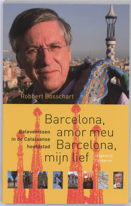 Cover Barcelona, amor meu Barcelona, mijn lief