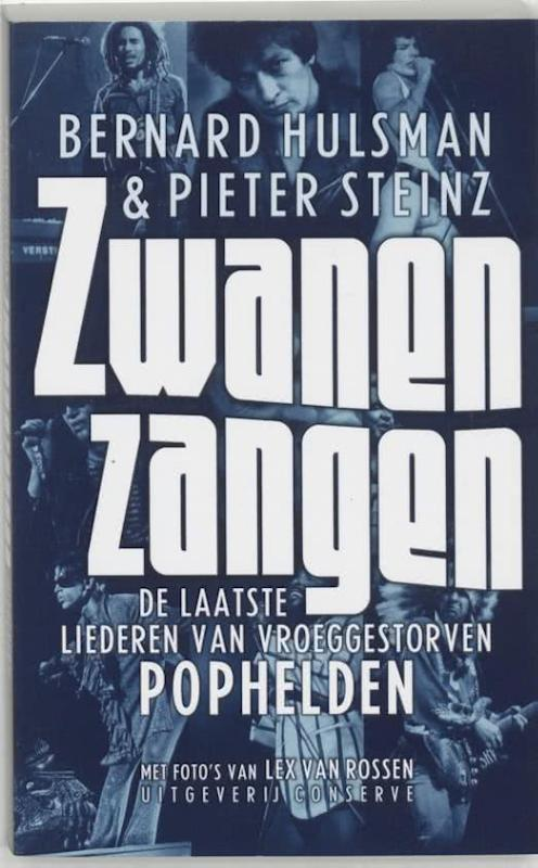 Cover Zwanenzangen