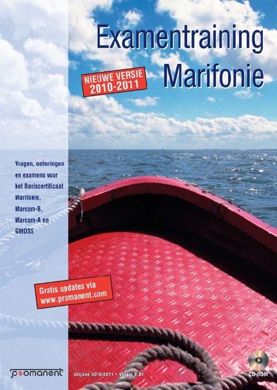Cover Examentraining Marifonie