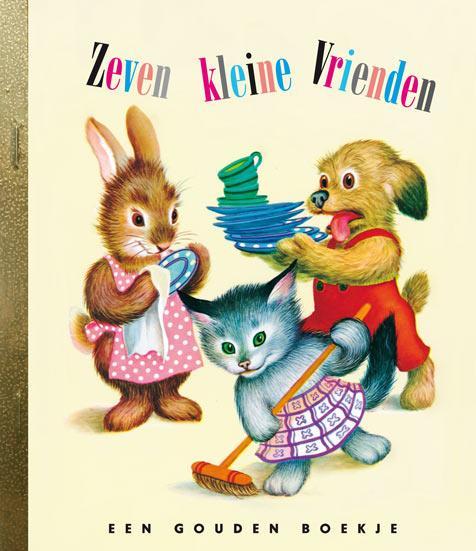 Cover Zeven kleine vrienden