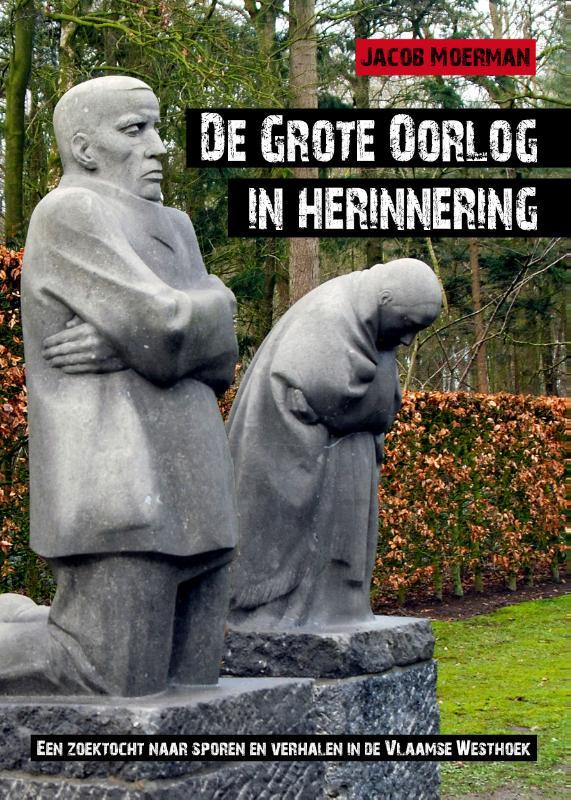 Cover De grote oorlog in herinnering