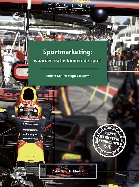 Cover Sportmarketing: waardecreatie binnen de sport