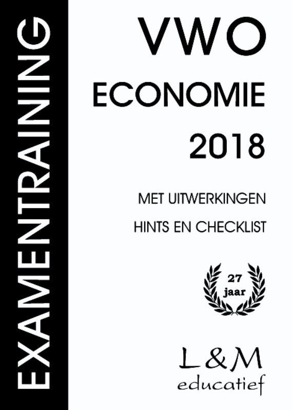 Cover Vwo Economie 2018