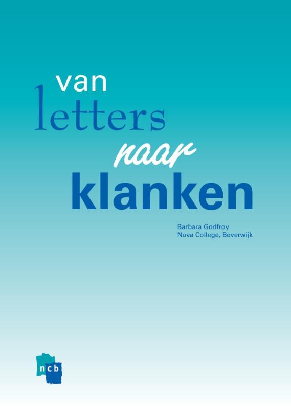 Cover Van letters naar klanken Werkboek