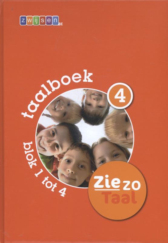 Cover Taalboek 4