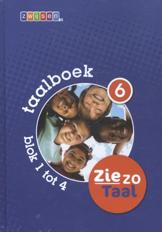 Cover Taalboek