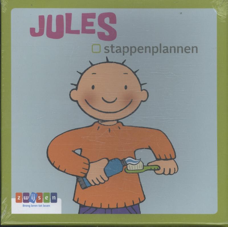 Cover JULES - kaartenset stappenplan