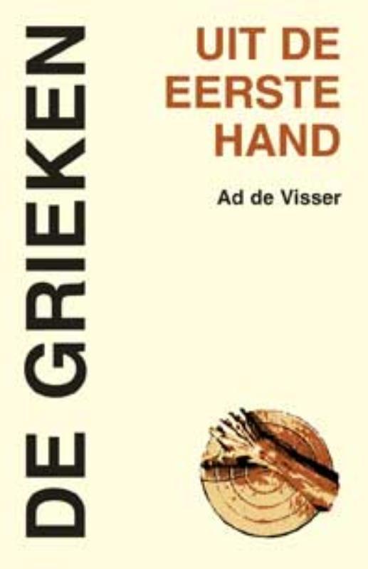 Cover De Grieken