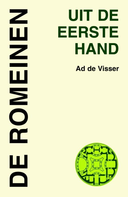 Cover De Romeinen
