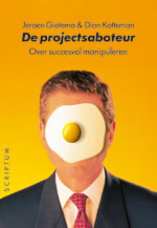 Cover De projectsaboteur