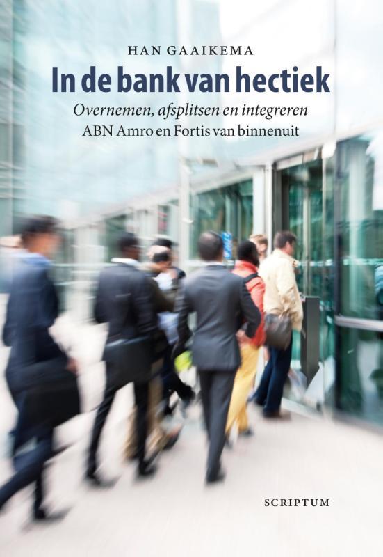 Cover In de bank van hectiek