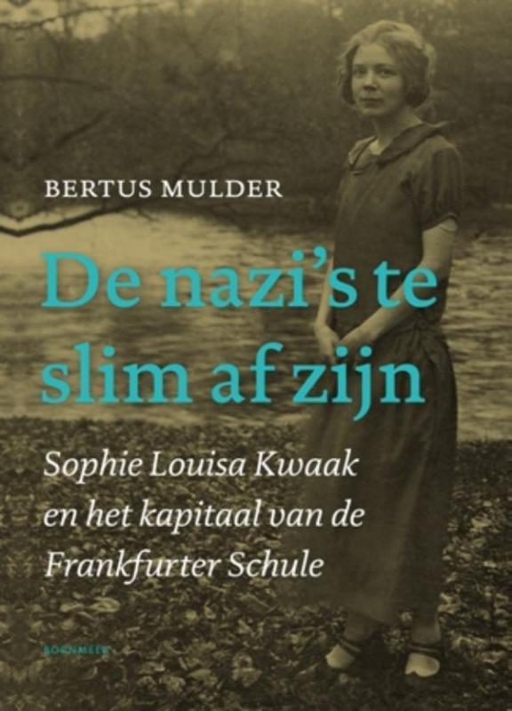 Cover De nazi's te slim af zijn