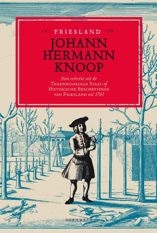 Cover Het Friesland van Johann Hermann Knoop