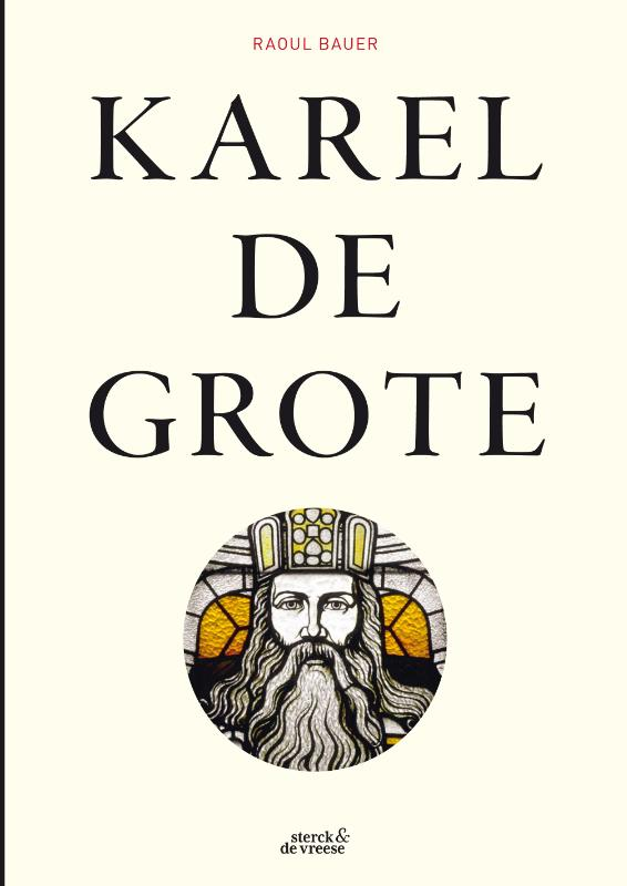 Cover Karel de Grote