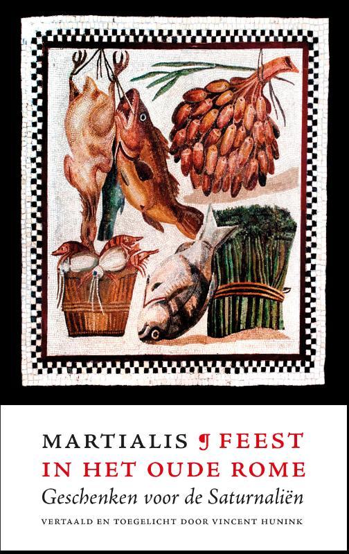 Cover Feest in het oude Rome