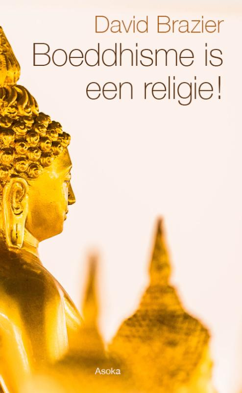 Cover Boeddhisme is een religie