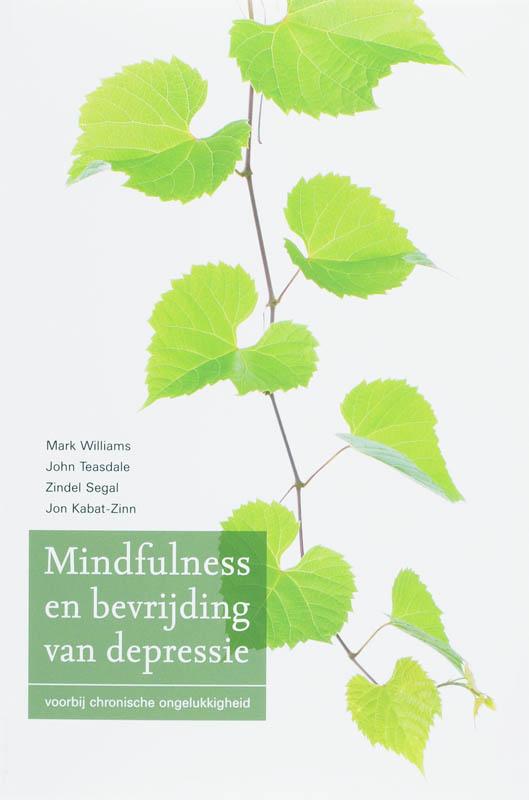 Cover Mindfulness en bevrijding van depressie