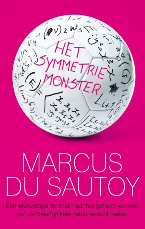 Cover Het symmetrie-monster