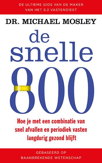 Cover De snelle 800