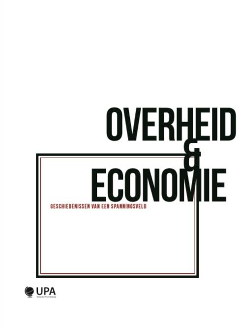 Cover Overheid en economie