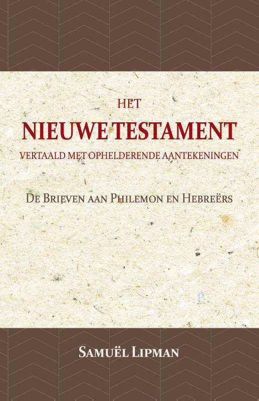 Cover De Brieven aan Philemon en Hebreërs