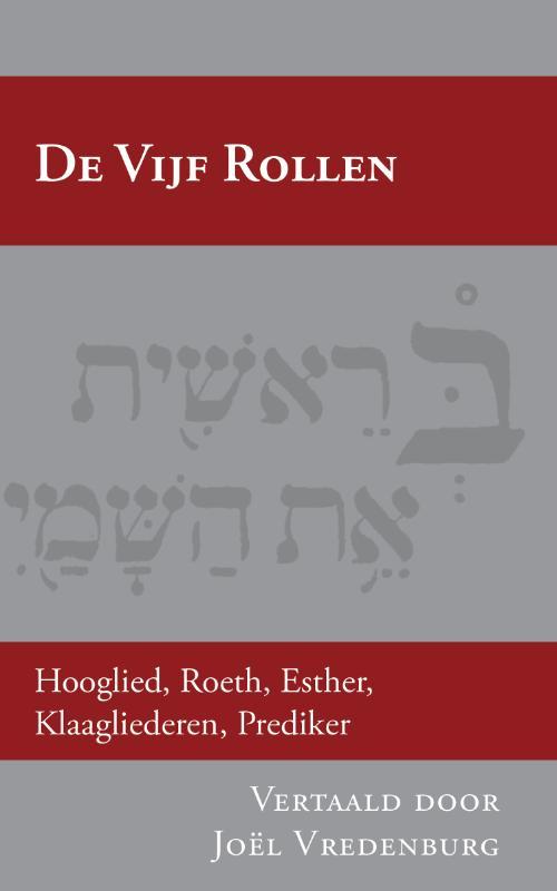 Cover De Vijf Rollen