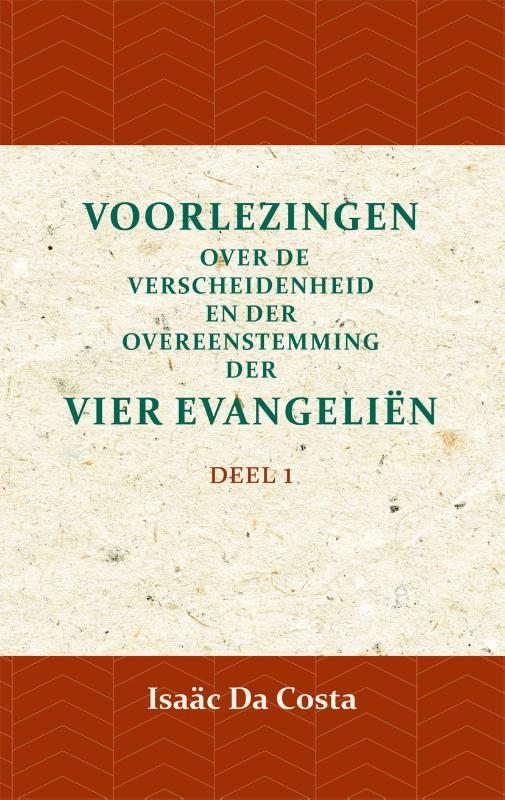 Cover Voorlezing over de verscheidenheid en der overeenstemming der vier evangeliën 1