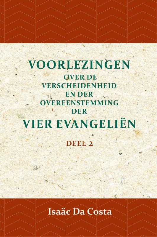 Cover Voorlezing over de verscheidenheid en der overeenstemming der vier evangeliën 2