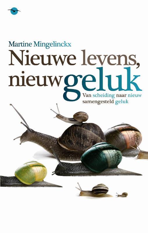 Cover Nieuwe levens, nieuw geluk