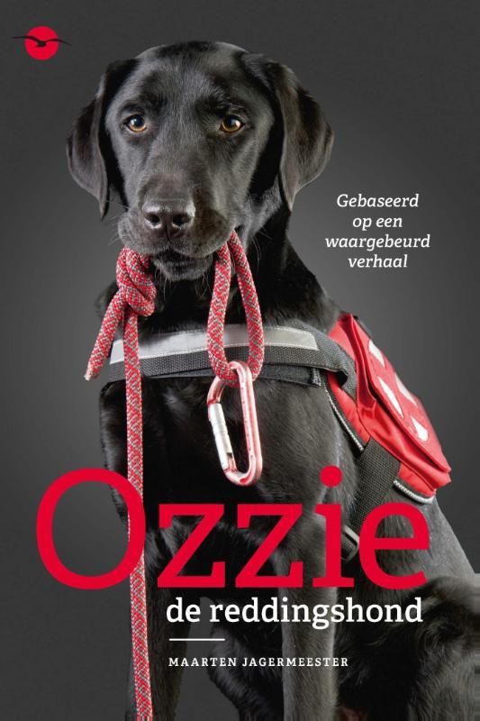 Cover Ozzie, de reddingshond