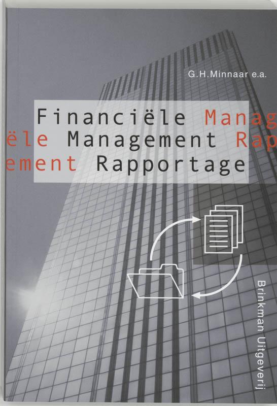 Cover Financiele managementrapportage